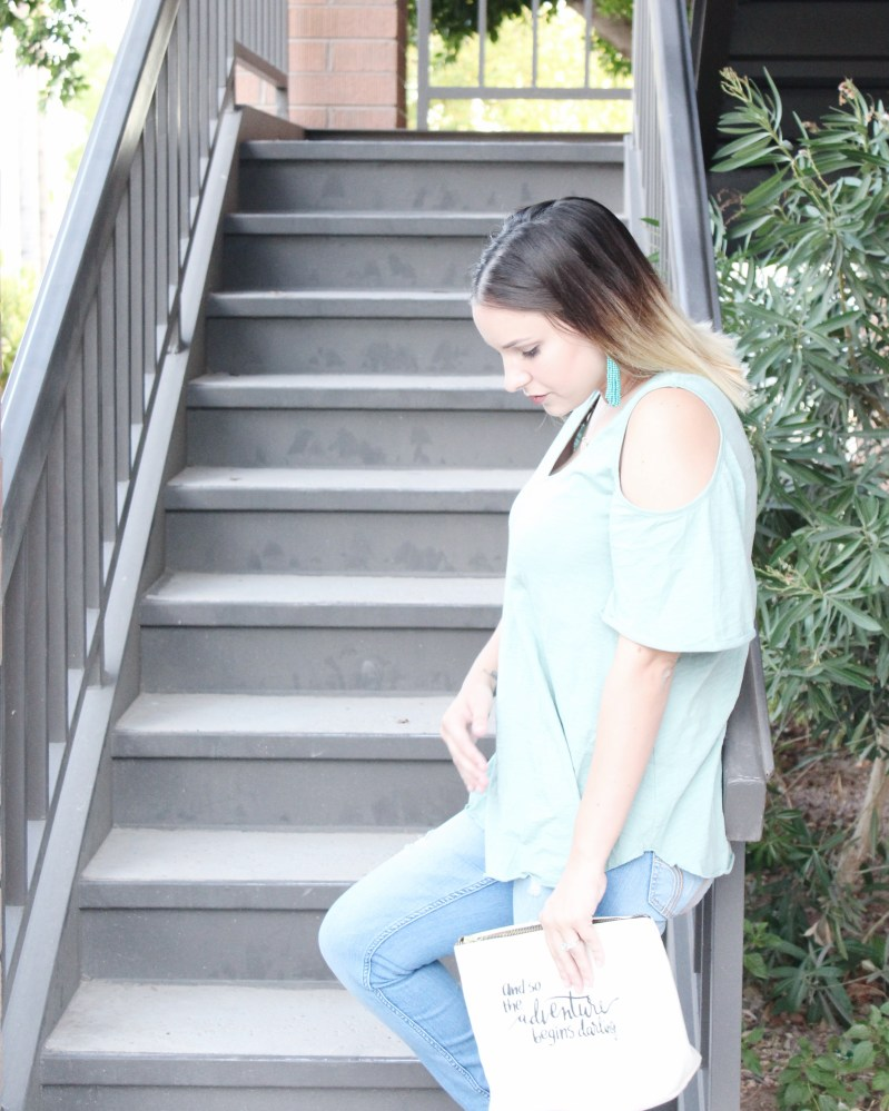 stylish instagram moms / style and fashion for moms / date night look