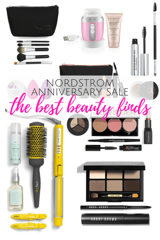 the best beauty finds at nordstrom's anniversary sale! #nsale