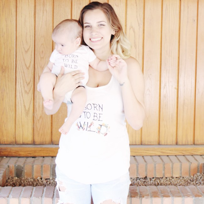 Mom Uniform - Shirts for Stylish Moms! Mommy and me style