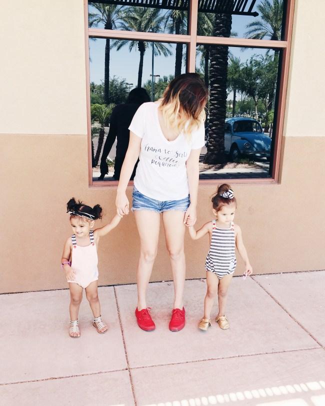 Mom Uniform - Shirts for Stylish Moms! girl mom