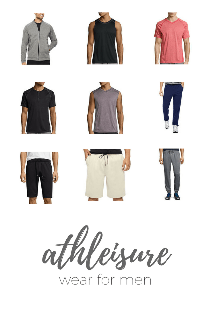 MSX by Michael Strahan for JCPenney - Men's Athleisure Wear