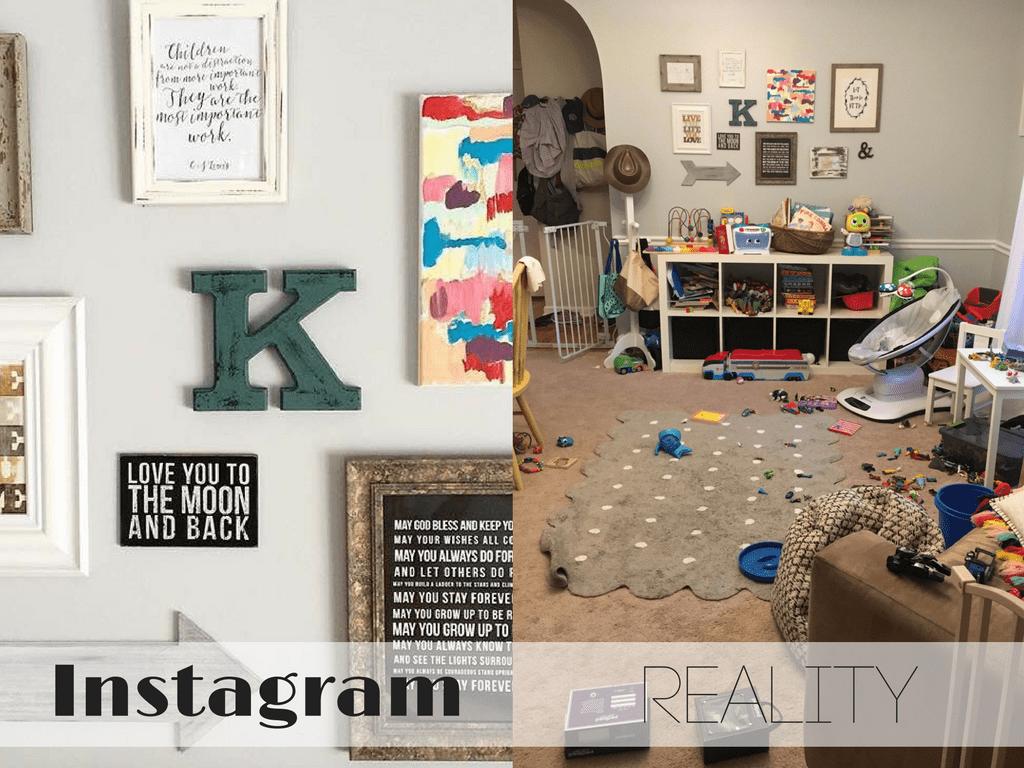 @kozyandco instagram vs reality