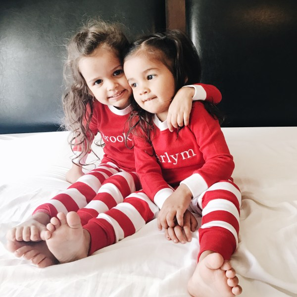 Gentry California - Matching Christmas PJ's - Holiday Pajama's