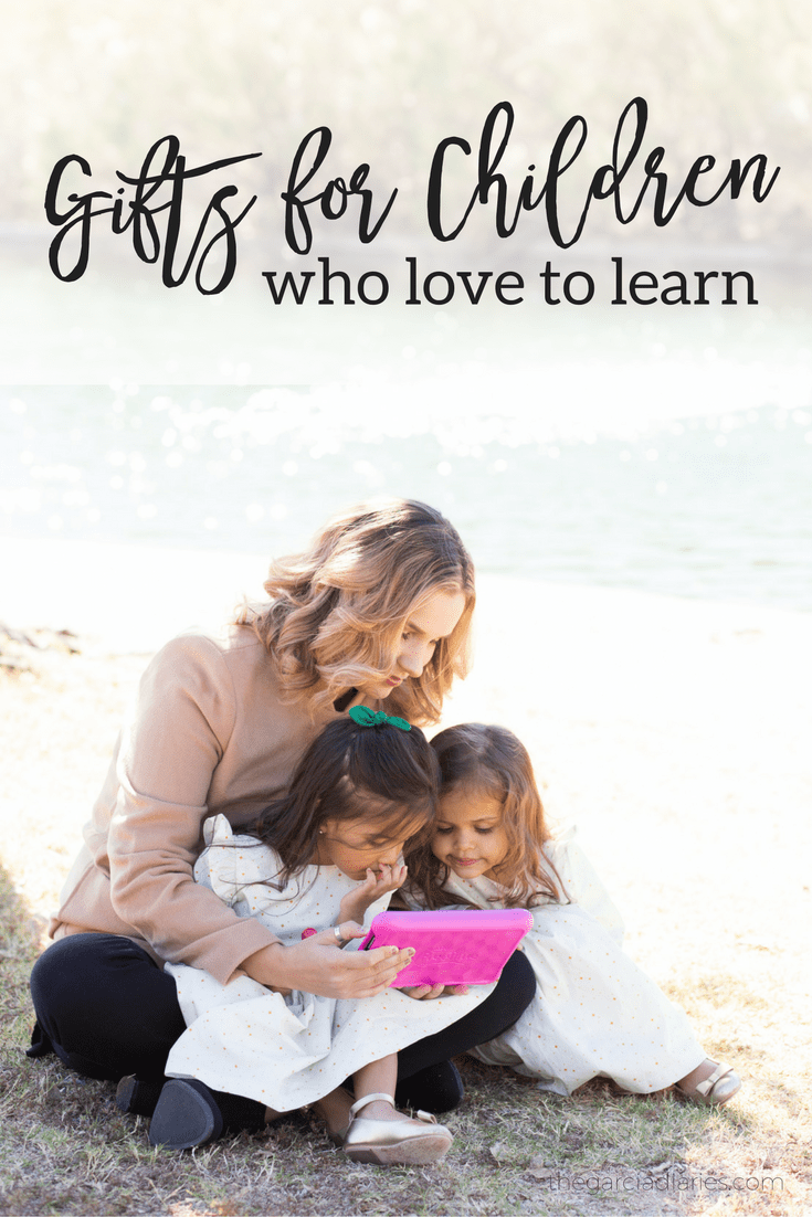 gifts-for-children who love to learn