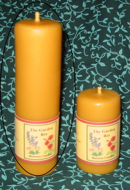 Cottage Candle 6.0""