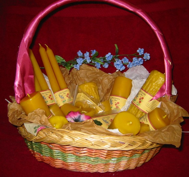 A Basket of Golden Sunshine