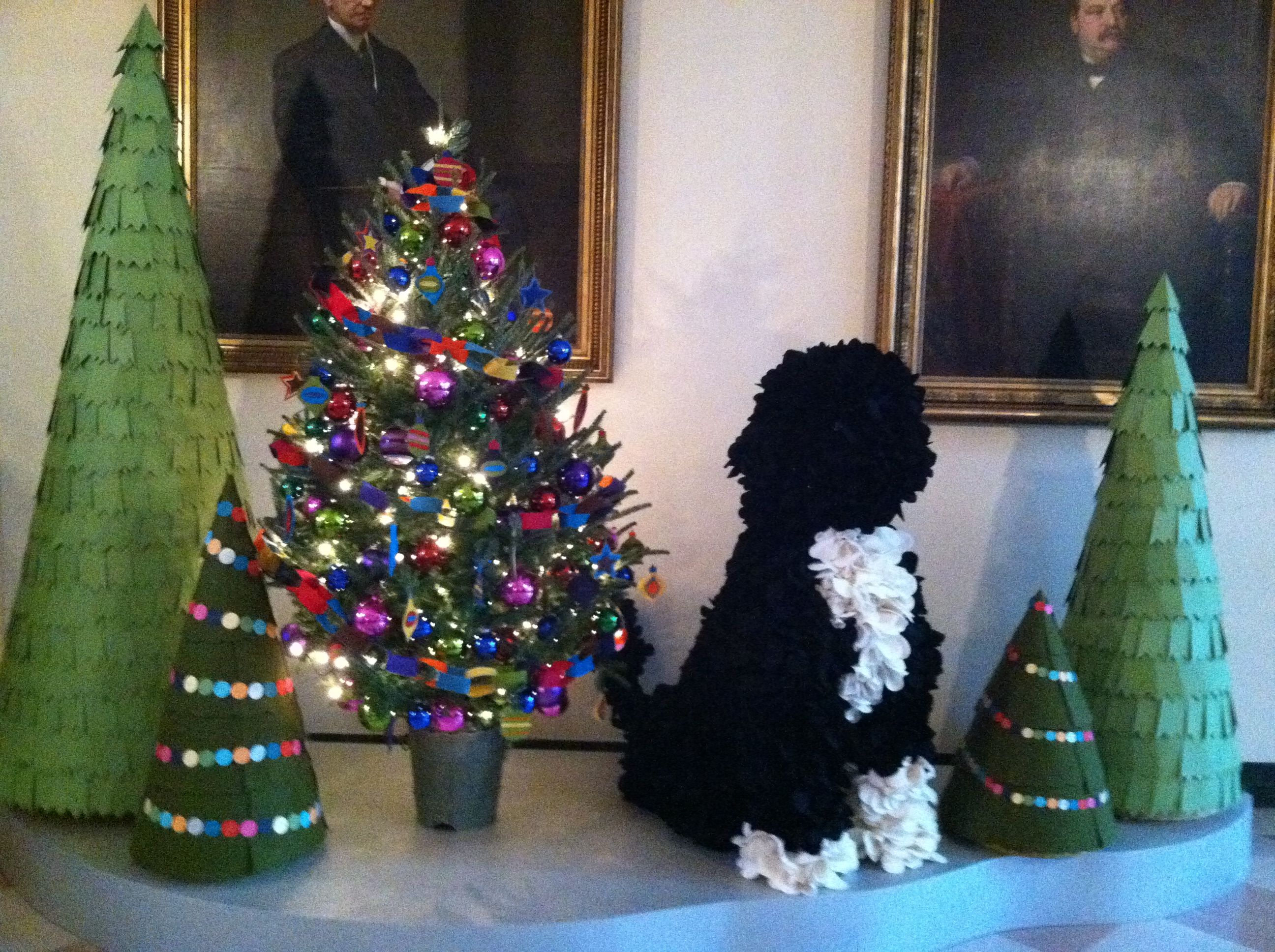 decorating the white house for christmas-part 1 – the garden diaries
