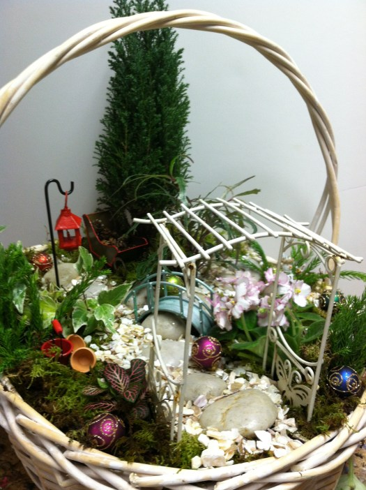 Garden in a Basket