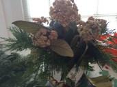 Making an arrangement in cache pot
