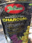 Horticultural charcoal