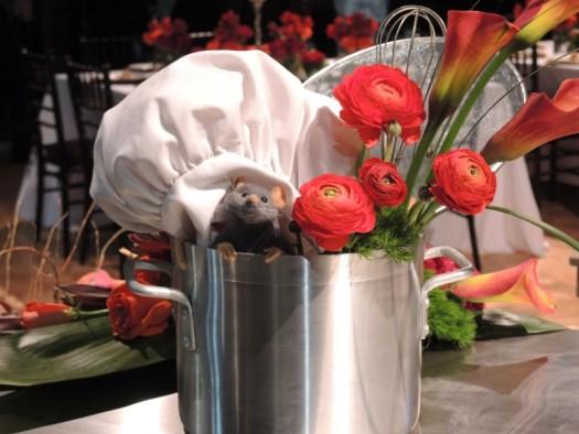 Ratatouille was so cute!