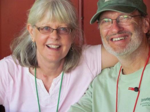 Criag LeHouillier and wife Susan-photo courtesy of Craig LeHouillier