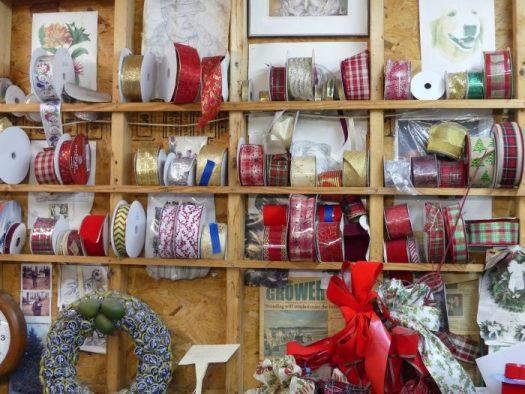 Variety of ribbons