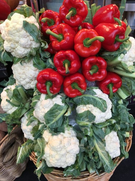 Cauliflower is being grown in home gardens because of its versatility in cooking
