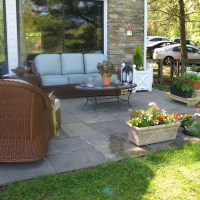 Transforming a Patio - An Outdoor Living Space That Looks Like Home