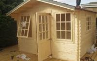 Garden shed