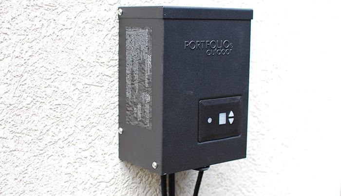 How To Install Low Voltage Outdoor Lighting  The Garden Glove