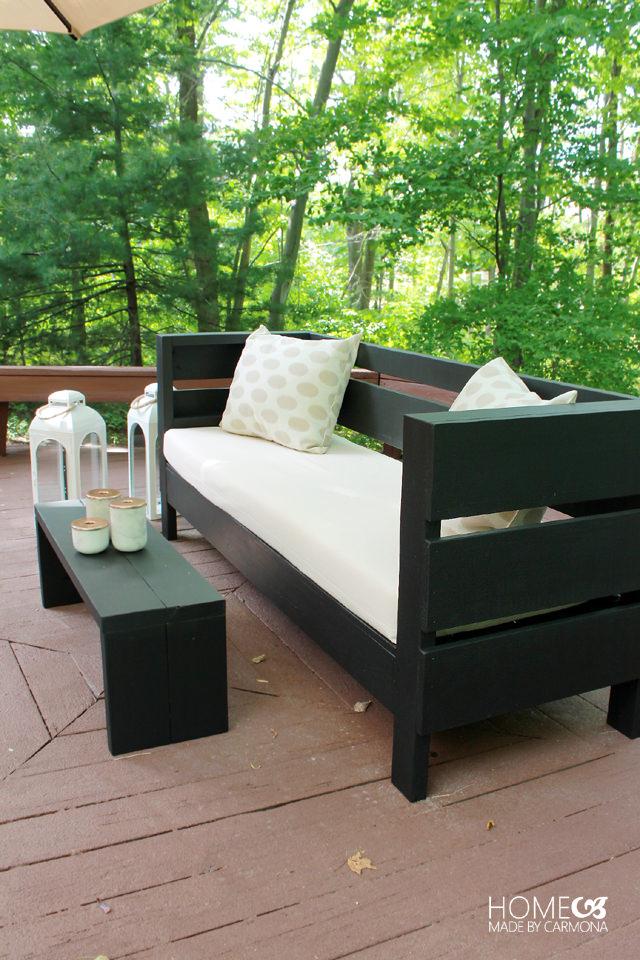 Easy Diy Outdoor Garden & Patio Furniture  The Garden Glove