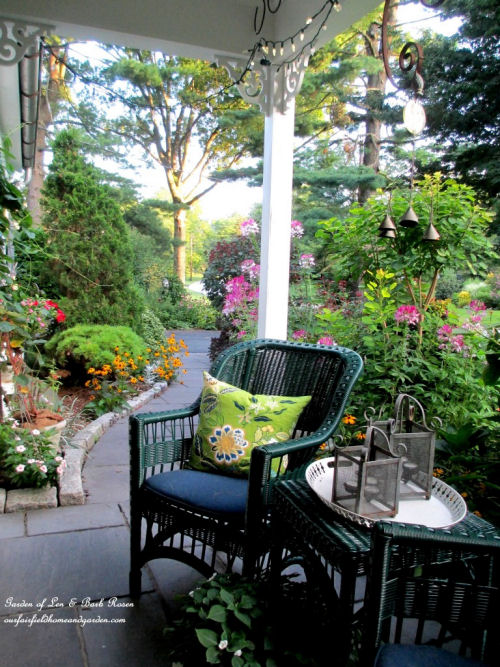 Garden Seating Areas  Favorite Places to Sit Hide and