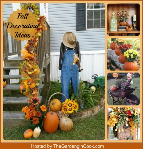 Decorating For Fall The Gardening Cook