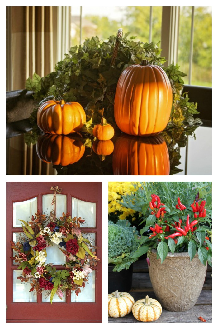 Tips for Fall Decorations  Natural and Easy Autumn Decor