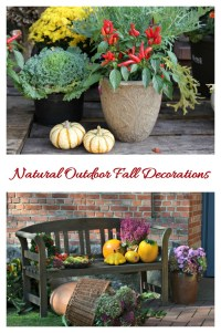 Tips for Fall Decorations - Natural and Easy Autumn Decor ...