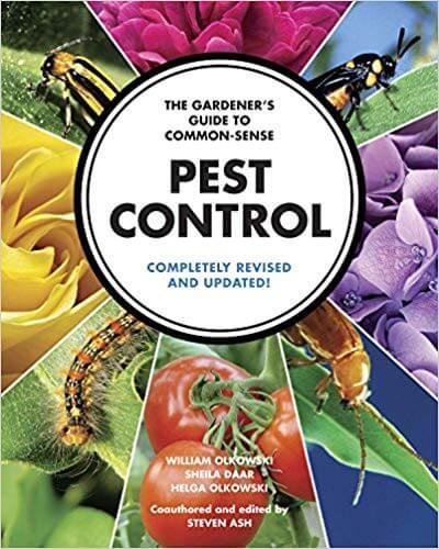 gardener's guide to common sense pest control