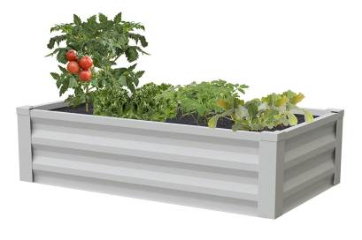 Greenes Fence Raised Garden Bed