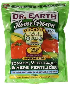 Dr. Earth Organic Fertilizer