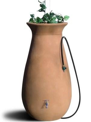 algreen cascatta rain barrel