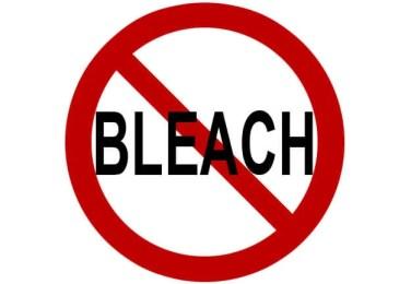 No Bleach