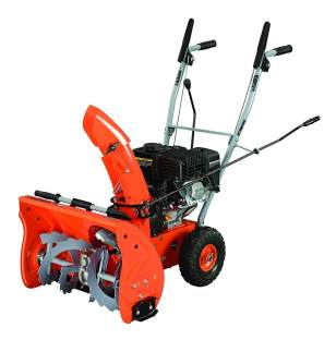 yardmax two-stage snow blower