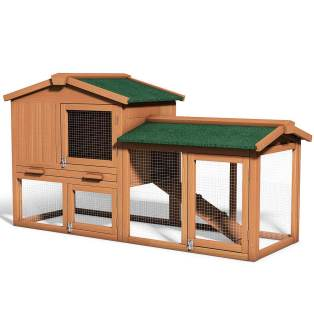Tangkula Large Chicken Coop