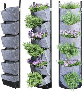 Newkits Vertical Wall Garden Planter