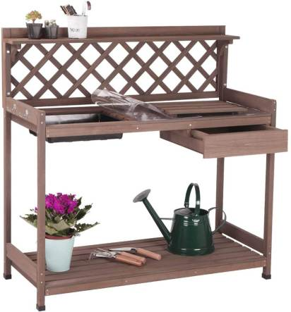 Aivituvin Potting Bench