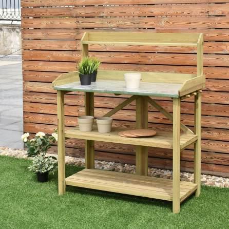 Giantex Garden Potting Bench