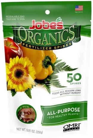 Jobe's Organic All Purpose Fertilizer