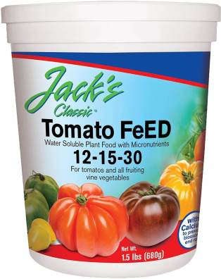 JR Peters Tomato Feed