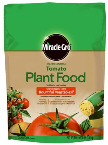 Miracle Gro Tomato Plant Food