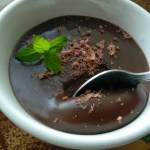 5 Minute Creamy Chocolate Pudding
