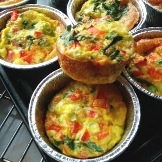 Healthy Egg Muffins