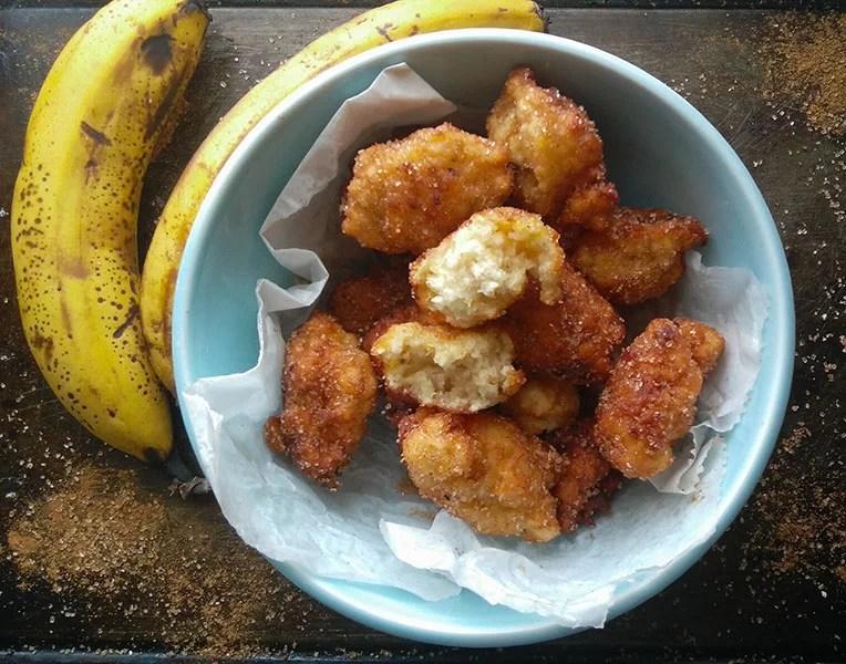 Easy Banana Fritters