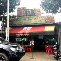 Wong Solo, Kampung Baru