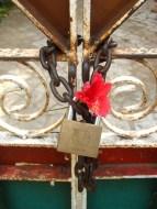 Shackled Gate