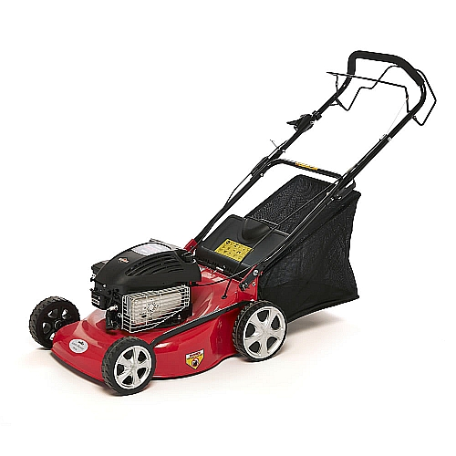 The garden tool shed 199 self propelled 46cm lawnmower for Garden shed for lawn mower