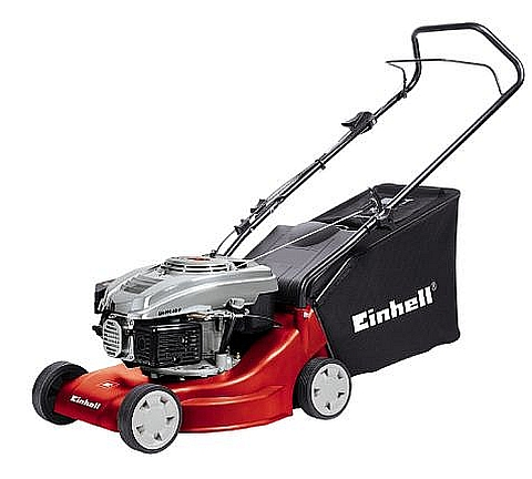 Einhell GH-PM40P 2.2hp 4-Stroke Petrol Lawnmower with 40cm Cutting Width