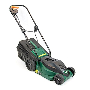The Garden Tool Shed 163 40 32cm 12 Electric Lawnmower