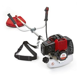 Trueshopping Powerful Heavy Duty Petrol Grass Strimmer Brush Cutter 52cc 2.2KW 3HP