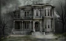 Real Haunted Houses Halloween