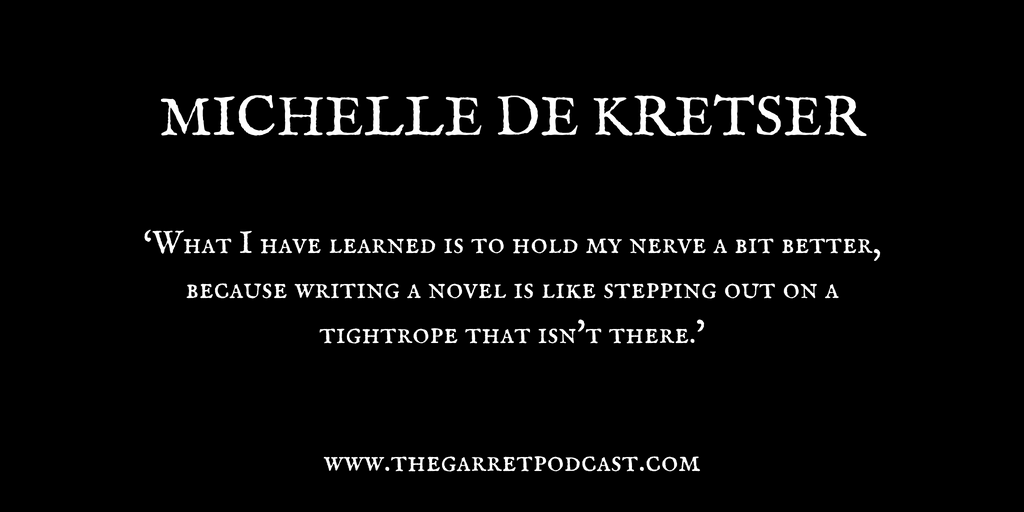Michelle de Kretser_The Garret_Quote 5